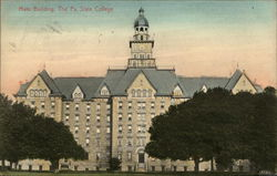 Main Building, The Pa. State College