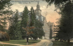 Main Building, Pennsylvania State College