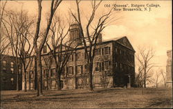 "Old ""Queens"", Rutgers College"