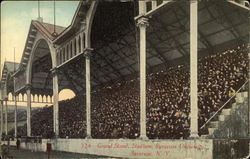 Grand Stand, Stadium at Syracuse University