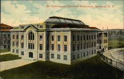 The Gymnasium at Syracuse University