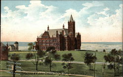 John Crouse College at Syracuse University