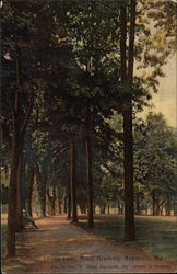 Lover's Lane, Naval Academy