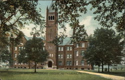 Recitation Hall at Gettysburg College