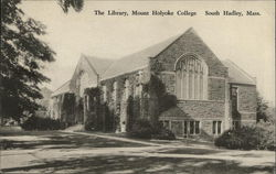 Mount Holyoke College - The Library