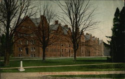 Raymond Hall at Vassar College
