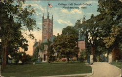 College Hall, Smith College