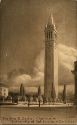 University of California - The Jane K. Sather Campanile