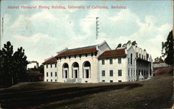 University of California - Hearst Memorial Mining Building