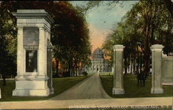 Entrance to Union College