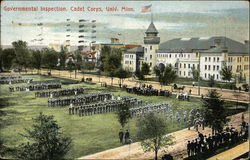 Governmental Inspection, Cadet Corps, University of Minnesota