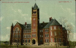 Resitation Hall at Gettysburg College