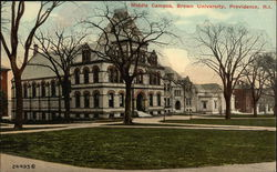 Middle Campus, Brown University