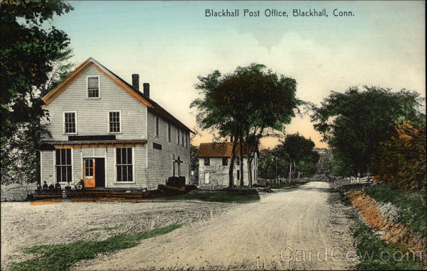 Blackhall Post Office Old Lyme Connecticut