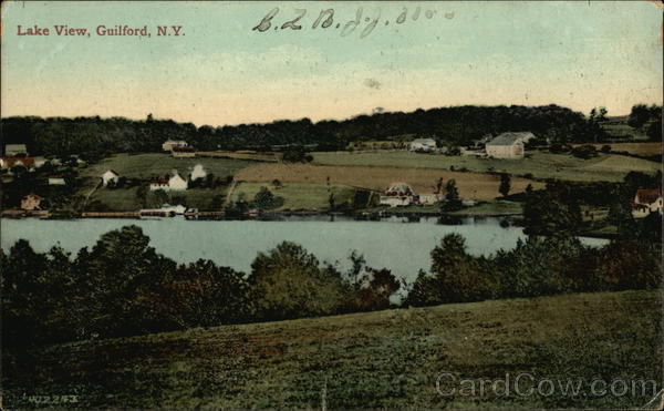 Lake View Guilford New York