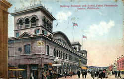 Bathing Pavilion and Ocean Front Promenade