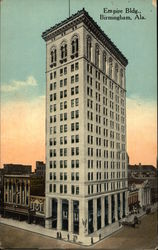 Artist Rendering of Empire Building