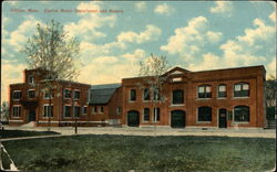 Clinton Water Department and Armory