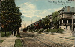 Wood Street Residence Section