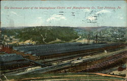 Westinghouse Electric and Manufacturing Co. Plant