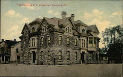 Residence of SP Volverton