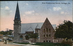 Street View of First Presbyterian Church