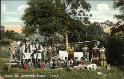 Seminole Indian Camp