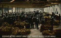 The Largest Loose-Leaf Tobacco Market In The World