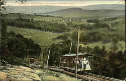 View from Incline Railway, Uncanoonuc Mountain