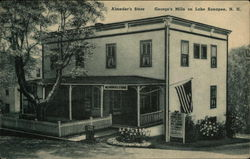 Almeder's Store on Lake Sunapee