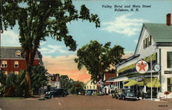 Valley Hotel and Main Street
