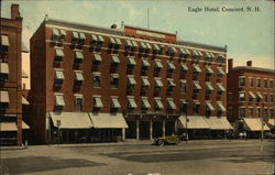 Street View of Eagle Hotel