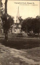 Congregational Church and Grounds