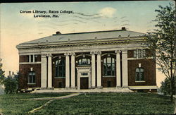 Coram Library at Bates College