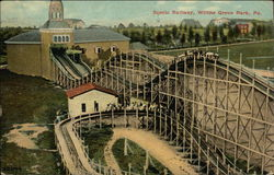 Scenic Railway, Willow Grove Park