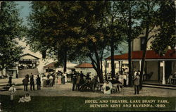 Hotel and Theatre, Lake Brady Park