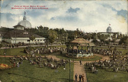 One of Many Bandstands, Minnesota State Fairgrounds