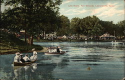Lake Scene and Fair Grounds