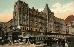 Street View of Hotel Dorrance