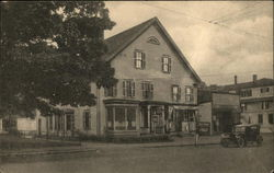 The Griffin Block and Main Street Pharmacy