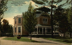 National Soldiers Home - Surgeons Residence