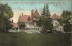 Chatwold - Hon. Joseph Pulitzer's Summer Home