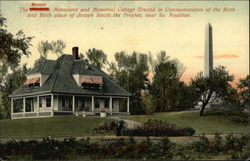 The Mormon Monument and Memorial Cottage