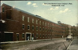 Part of the Hartford Carpet Company's Plant