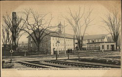 Willimantic Cotton Mills Corporation
