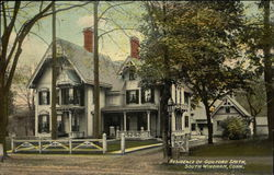 Residence of Guilford Smith