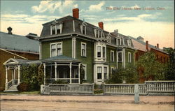 Street View of The Elks' Home
