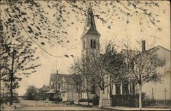Street View of Lutheran Church, Long Island
