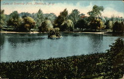 Lake at Downing Park