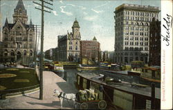 Clinton Square and Erie Canal
